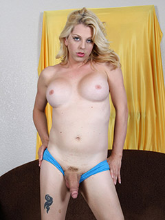 Shemale porn stars list