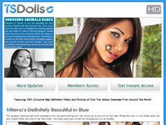 TS Dolls Review