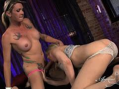 Horny Angelina fucked by Morgan
