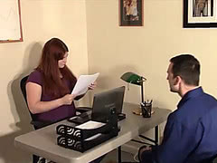 Hot Tiffany fucked by the interviewee