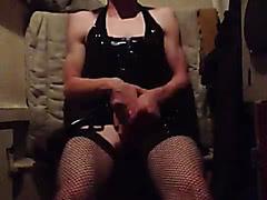 Jerking my cock