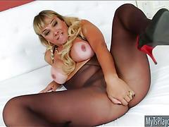Massive boobies tranny Walkiria Drumond asshole pounded