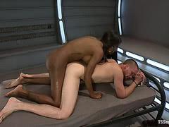 Ebony sex machine Natassia Dreams fucks white male