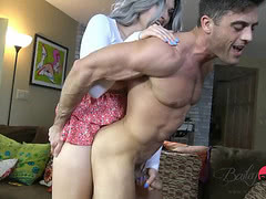 Horny big dick Bailey Jay screws a guy
