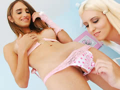 Cherry Torn and Kelly Klaymour
