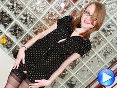 Sadie Hawkins aka Riley Kilo makes her debut on Shemale Yum!