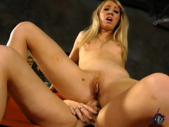Horny transsexual Sarina Valentina banging Nicki