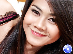 Busty ladyboy with a beautiful body and huge cumshots