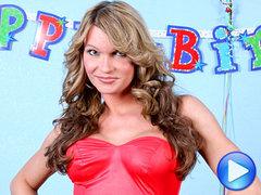 Kelly Shore birthday blowjob