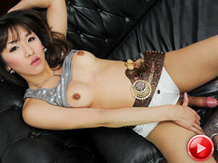 Enjoy this stunning scene with one our most popular performers on Shemale Japan!